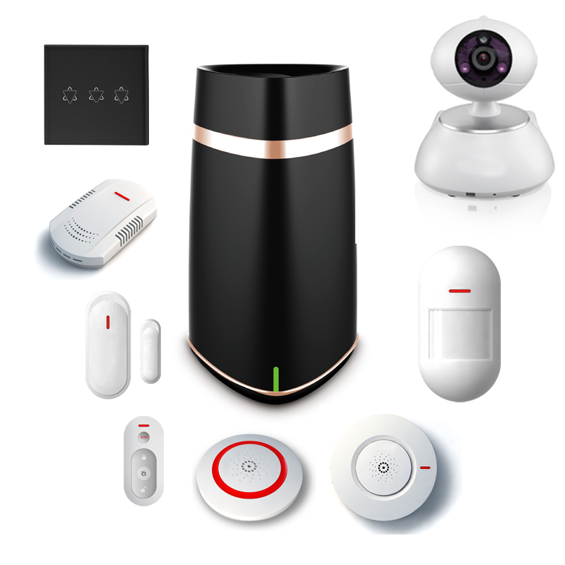 Smart Home Automation And Security Alarm Kits